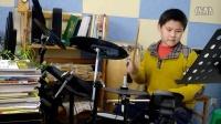 视频: 钱泳成一一《生日礼物》一一江都区沙龙架子鼓吉他工作室QQ304411086