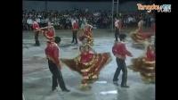 西班牙斗牛舞 广场舞恰恰舞拉丁舞