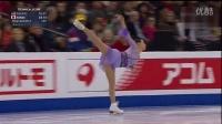 2016年花样滑冰世锦赛女单自由滑 浅田真央 Mao Asada WC LP 《蝴蝶夫人》