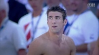 FINA泳闯里约-泳坛传奇菲尔普斯Michael Phelps