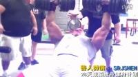 WWE送葬者肌肉男健身励志训练 拉力绳练腹肌健身房腹肌锻炼 肌肉撕裂者 瘦屌丝逆袭大肌霸