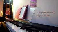 钢琴曲 初雪 the first snowflakes_微X;韩束阿胶总代