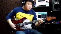 原创,电吉他独奏