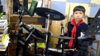 视频: 薛晧瀚一一《同一首歌》一一江都区沙龙架子鼓吉他工作室QQ304411086