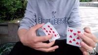 四张牌的游戏