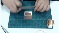 纸模型图纸_纸模入门制作教程