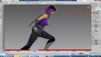 女性跑步动画制作教程(下)