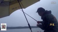 渔道2016 第二十一集春天水库风雨如何选位