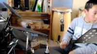 视频: 徐墨泉一一Beyo nd《点解点解》一一江都区沙龙架子鼓吉他工作室QQ304411086