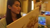 2016年4月6日网易西楚霸王海口英雄联盟网吧美女走秀开始视频