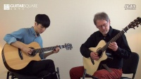 Ulli和郑成河师徒二人 使用Lakewood吉他二重奏 Daybreak in May