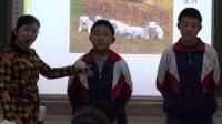 人教版八年级生物下册《基因控制生物的性状》教学视频,甘肃省