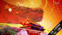 H00020_02 歌唱祖国中国梦长城 爱我中华 红歌民歌LED大屏幕视频素材