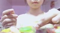 自制食玩包 自制汉堡软糖套餐