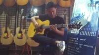 《星河》 吉他指弹翻弹 一音吉他 by Dove