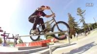 视频: Alex Raban BMX San Luis Obispo Skatepark