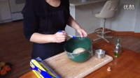 披萨制作全过程 - 手工揉面-发面-玛格丽特-意大利香肠-田园时蔬-鲜虾笋尖披萨(上)_标清