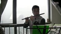 笛子竹笛初学练习教程教学示范曲十九 卖报歌