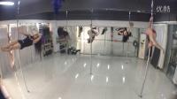 钢管舞深圳钢管舞唯舞舞蹈培训学员成品舞展示