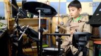 视频: 韩江楠(扬州市区)一一第一课《小星星》一一江都区沙龙架子鼓吉他工作室QQ304411086