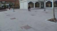 夏雨街头滑板集锦 Xia Yu Skateboarding