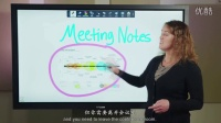 [中英字幕]  InFocus JTouch Whiteboard Display -- Business FA...