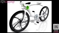 视频: 【创客星球】未来概念自行车