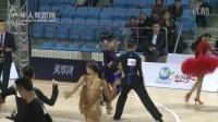 2016年CBDF中国杯巡回赛长春站专业16岁以下新星组L第二轮伦巴