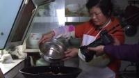 传统手工美食  ,四川省长宁县蜀南竹海名小吃张大姐黄粑。