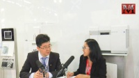 CCMT采访--工业测量部销售总监侯世俊
