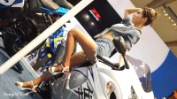 2016 首尔摩托车车展美女车模(AB) (20)