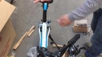 视频: 新疆百鸟王山地自行车装车教程2快拆轮