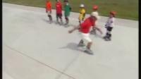 初级轮滑教学5_标清