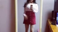 韩国美女长腿巨胸妹子巨胸老师美眉 适合做激情主播哦