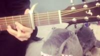 #吉他弹唱##苏打绿##一人一句苏打绿#小情...|Jessy饼干