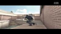 震撼身法最高境界 - 极限花式跳跃 - 穿越火线视频