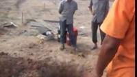 视频: 山东凯澳挖桩机式旋挖钻机钻头总代直销 186 6327 0963