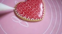 超有爱母亲节翻糖饼干--教程