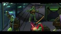 【游侠网】《忍者神龟:曼哈顿突变体》米开朗基罗演示