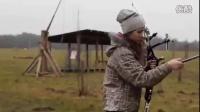 4342原创 俄罗斯武器2016最先进精密狙击步枪非常牛逼AK-8狙击枪