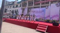 傣历1378年新年节中国磨憨—老挝磨丁边境文化旅游节傣族舞蹈【美丽的地方】编导:旺扁