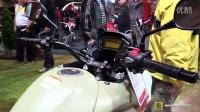 视频: 2016 Honda CB500X - Walkaround - 2016 Toronto Mo