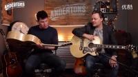 吉普森对比易普风 Gibson vs Epiphone Hummingbird and J200 民谣吉他