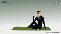 單色舞蹈瑜伽脊柱保養系列教學視頻3-脊柱扭動式迅雷下載