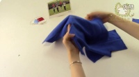 SOLOHO英伦X抱枕diy制作教程视频