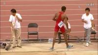 (百度腿身比吧)克里斯蒂安·泰勒三级跳18.21m,历史第二!仅次于乔恩·爱德华兹!