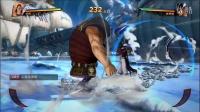 《海贼王:燃烧之血》娱乐游戏视频03,艾斯之死,后续白胡子视角!
