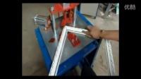 十字绣钉角机价格2  铁西区相框裱框组角机 拼角机器厂家直销 钉角机使用