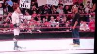 """WWE""""大白鲨""""希莫斯挑衅拳王泰森,遭泰森吐口水没敢动!"""