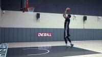 [篮球]底线后撤步后转身后仰跳投实战教学
